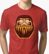 daruma Tri-blend T-Shirt