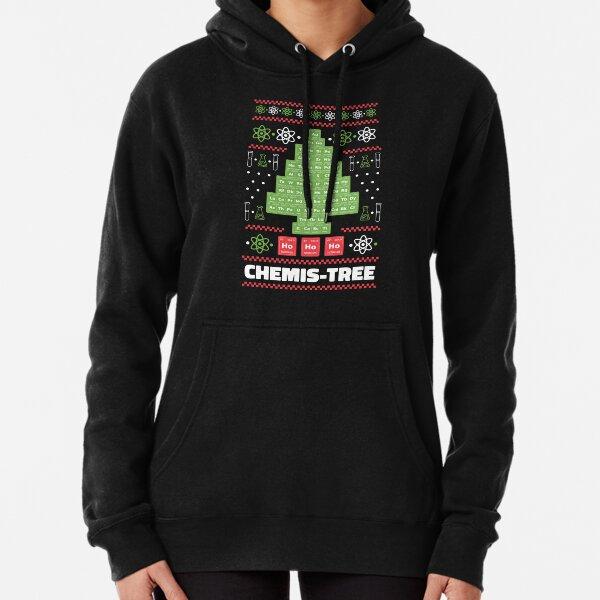 Chemis-Tree Christmas  Pullover Hoodie