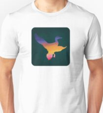 Sunset Duck Hunt Unisex T-Shirt