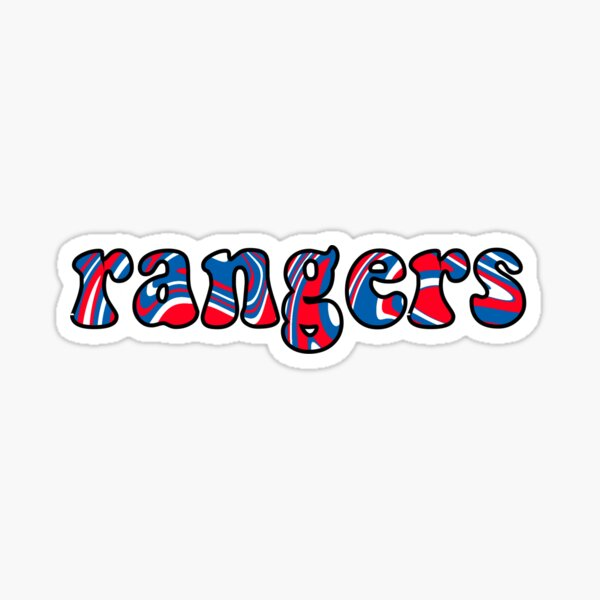 Groovy Rangers Sticker