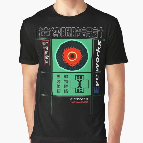 Chew's Eyeworks (version 2) Graphic T-Shirt
