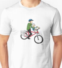 Riding to the pool T-Shirt