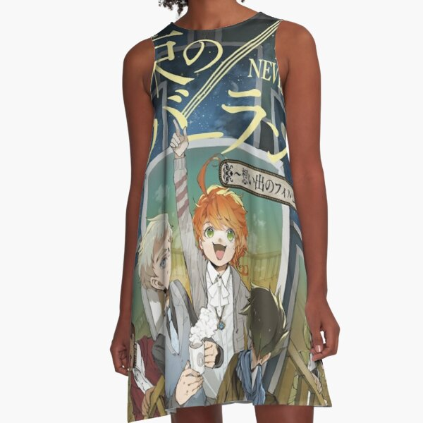 The Promised Neverland A-Line Dress