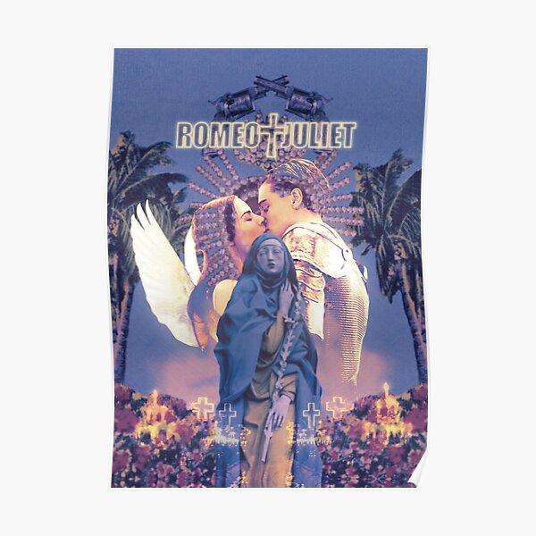 romeo + juliet (1996) poster  Poster