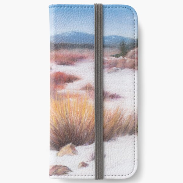 Almost Spring in Redfeather iPhone Wallet