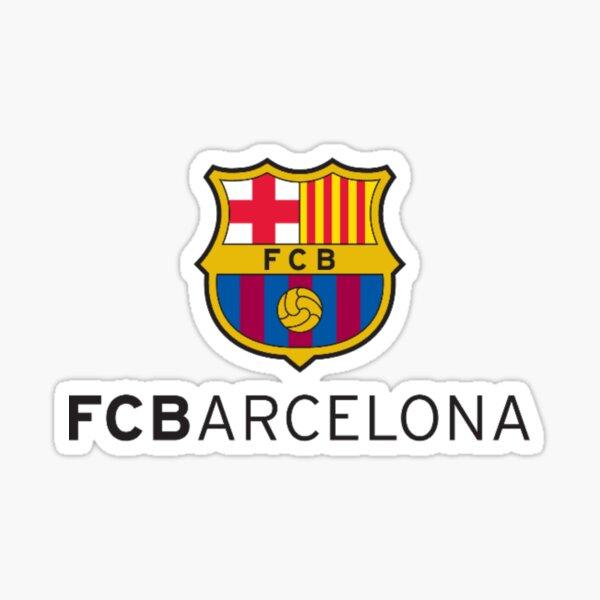 FC Barcelona LOGO  Good Quality Sticker