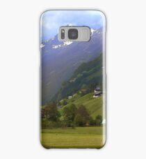 Alps - Stubai Valley, Austria Samsung Galaxy Case/Skin