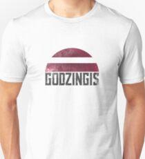 Godzingis (black) T-Shirt