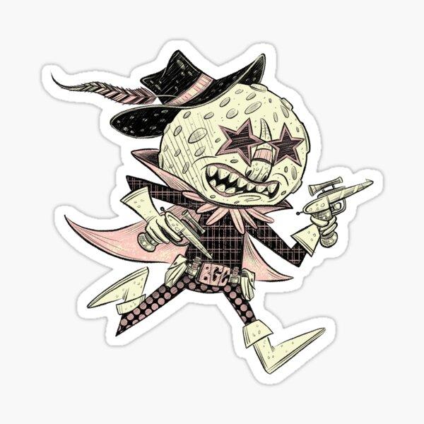 Moon Goon - Bad Guy Club Sticker