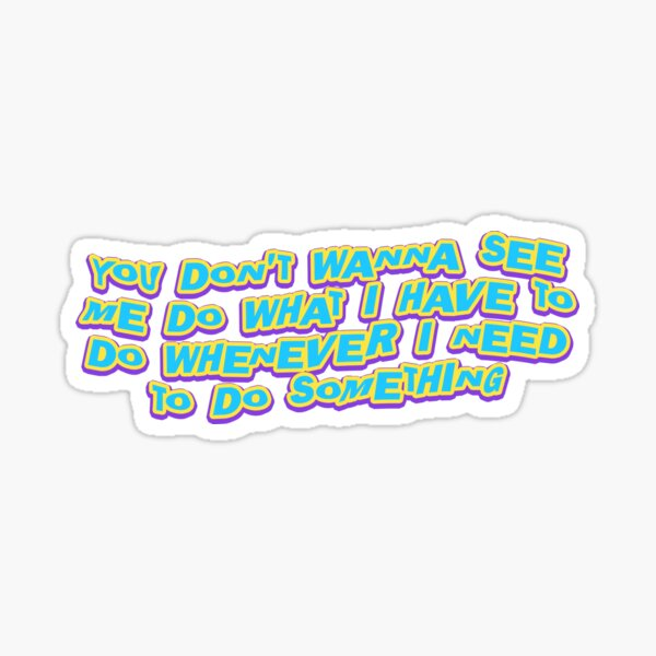 whenever chase needs to do something (freakshow pack) Sticker