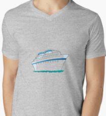 Cruisin With V-Neck T-Shirt