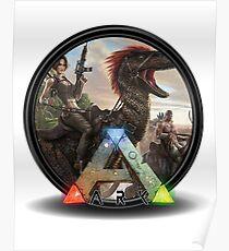 Ark Survival  Poster