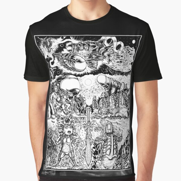 Dawn of Creation Graphic T-Shirt