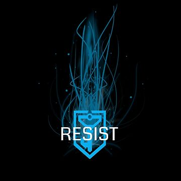 Ingress Resist portal by mstrlargo