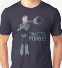 Rick and Morty – Time to Purge! T-Shirt