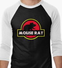 Mouse Rat JP Men's Baseball ¾ T-Shirt