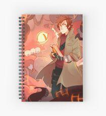 Cuaderno de espiral Eldritch Dreams