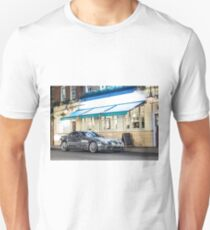 Chrome Mercedes-Benz SLR McLaren Unisex T-Shirt