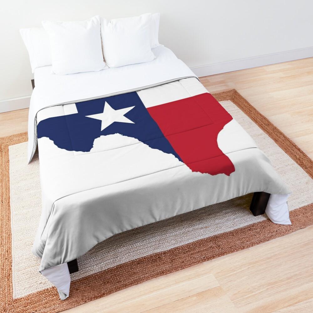 Texas Comforter