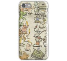 Dance Gavin Dance Instant Gratification Album Cover iPhone Case/Skin