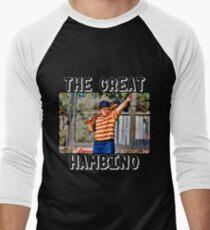 the great hambino - the sandlot Men's Baseball ¾ T-Shirt