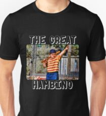 the great hambino - the sandlot T-Shirt
