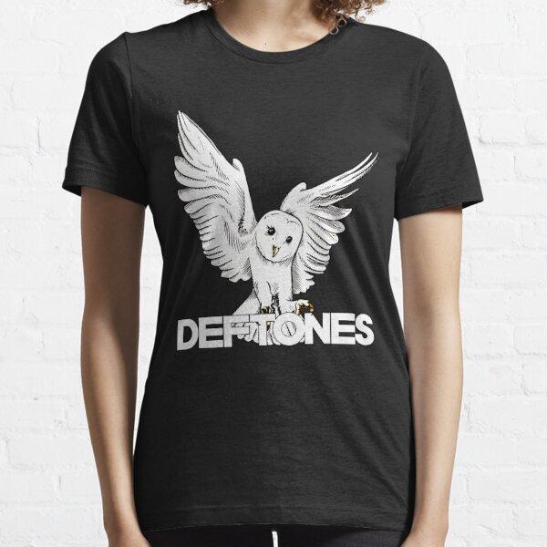 wallpaper Deftones Logo wilatikta Essential T-Shirt