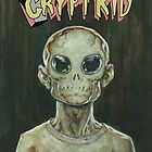 The Crypt Kid by MikeDubischArt