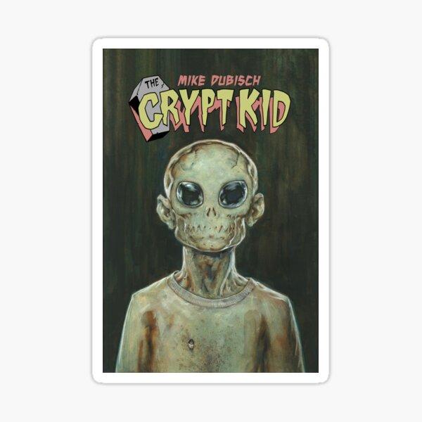 The Crypt Kid Sticker