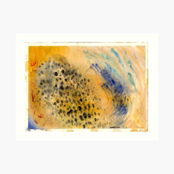 Nineteen: Audience Participation, London Art Print