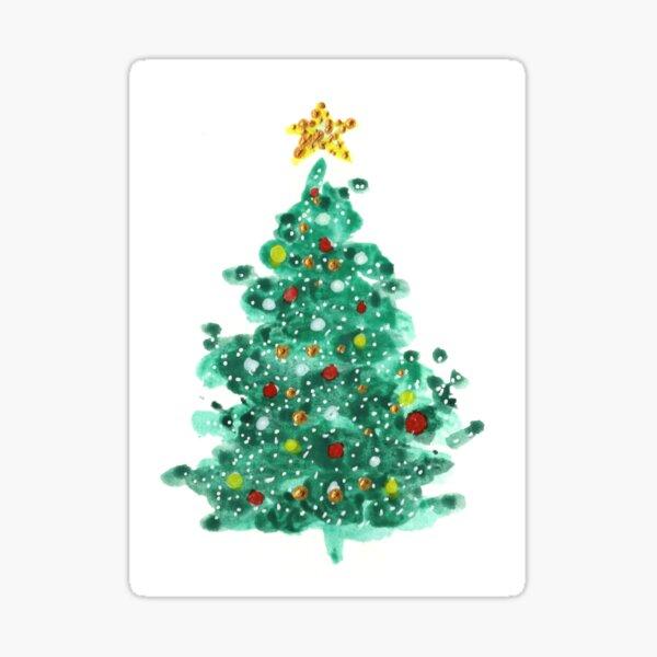 Oh Christmas Tree ! Sticker