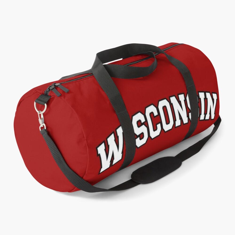 WISCONSIN Duffle Bag