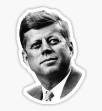 President Kennedy Sticker