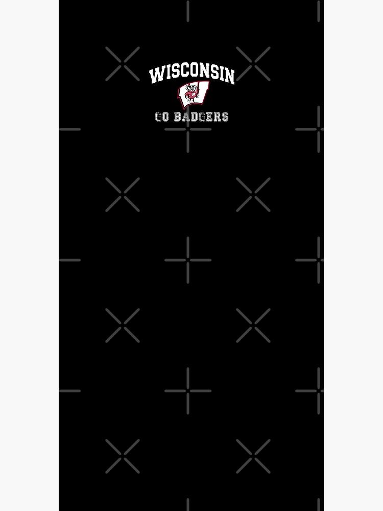 UNIVERSITY OF WISCONSIN MADISON by SportsT-Shirts