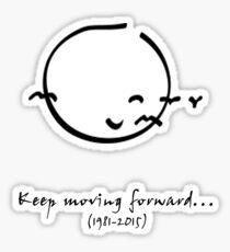 Monty Oum Sticker