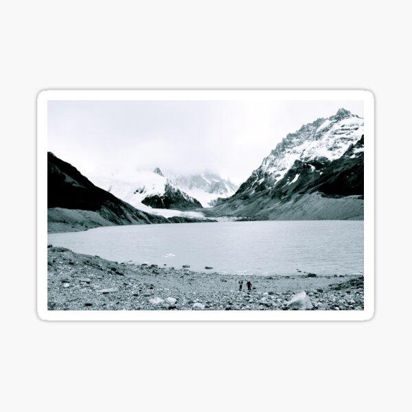 Frozen In Time Sticker