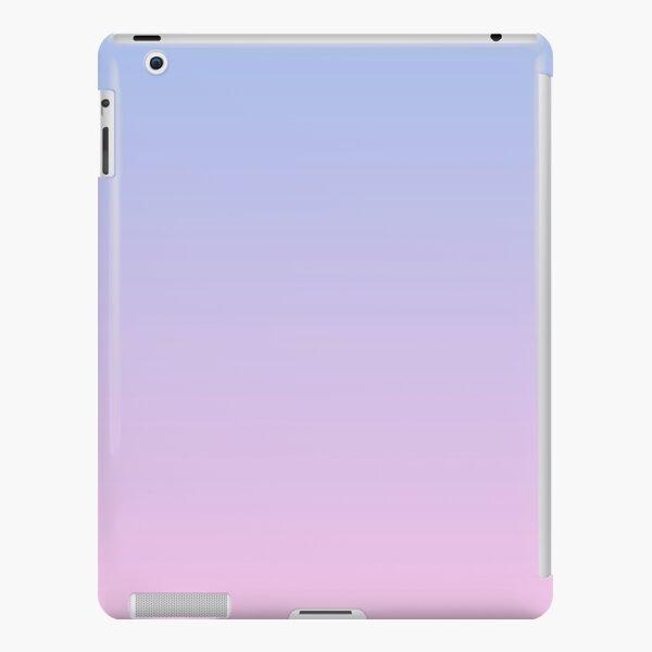 Lilac gradient iPad Snap Case