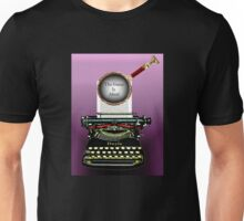 Arthur Conan Doyle Knows The Game Is Afoot! Unisex T-Shirt
