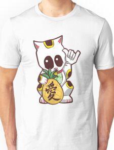 Aloha Lucky Cat (Maneki Neko) Unisex T-Shirt
