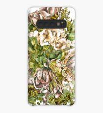 Magnolias & Hydrangeas Case/Skin for Samsung Galaxy