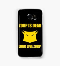 Long Live Zorp Samsung Galaxy Case/Skin