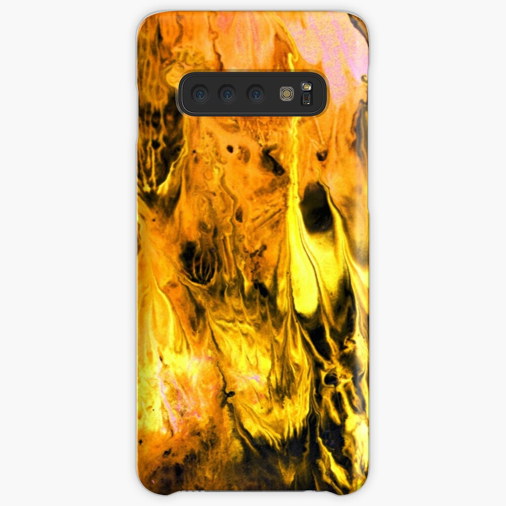 Flames of Desire Case & Skin for Samsung Galaxy
