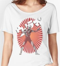 UltraMan Japanese Fun Time Women's Relaxed Fit T-Shirt