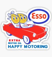 ESSO 4 Sticker