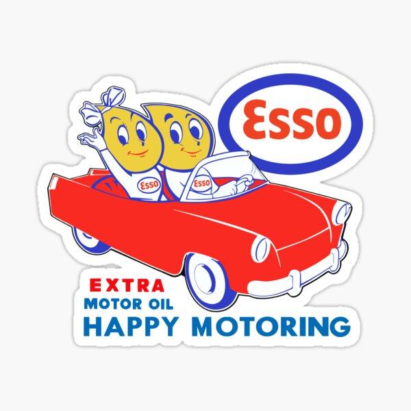 ESSO 4 Sticker