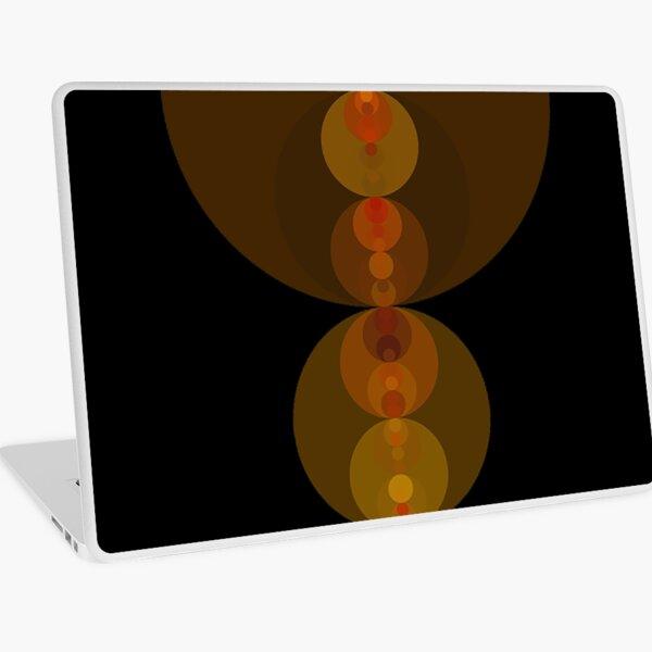 Circle Patterns 2 Laptop Skin