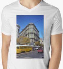 San Francisco 2007 Men's V-Neck T-Shirt