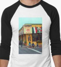 San Francisco Colors 2007 Men's Baseball ¾ T-Shirt