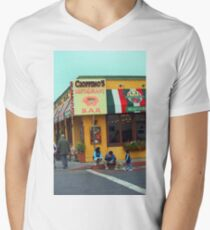 San Francisco Colors 2007 Men's V-Neck T-Shirt