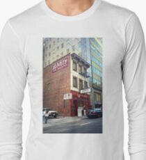 San Francisco Bar 2007 Long Sleeve T-Shirt